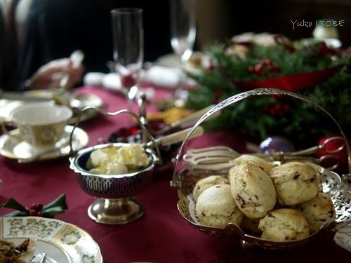 クリスマスティーパーティ2019_a0169924_20131223.jpg