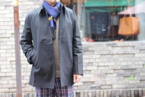 """世界一のシングルコート「Mackintosh by Francis Campelli」 \""""SINGLE BRESTED COAT\"""" ご紹介_f0191324_08102324.jpg"""