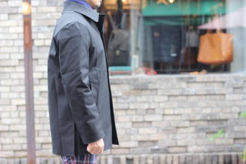 """世界一のシングルコート「Mackintosh by Francis Campelli」 \""""SINGLE BRESTED COAT\"""" ご紹介_f0191324_08105943.jpg"""