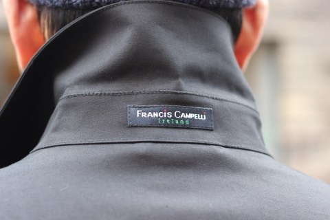 """世界一のシングルコート「Mackintosh by Francis Campelli」 \""""SINGLE BRESTED COAT\"""" ご紹介_f0191324_08120418.jpg"""