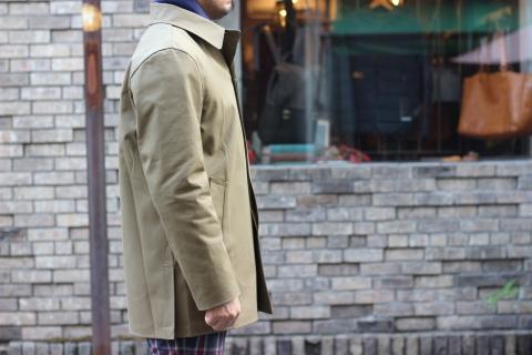 """世界一のシングルコート「Mackintosh by Francis Campelli」 \""""SINGLE BRESTED COAT\"""" ご紹介_f0191324_08131092.jpg"""