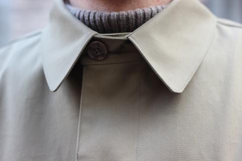 """世界一のシングルコート「Mackintosh by Francis Campelli」 \""""SINGLE BRESTED COAT\"""" ご紹介_f0191324_08132955.jpg"""