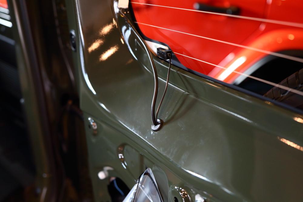ジムニードライブレコーダー取り付けから新車JLUご成約など_f0105425_19212081.jpg
