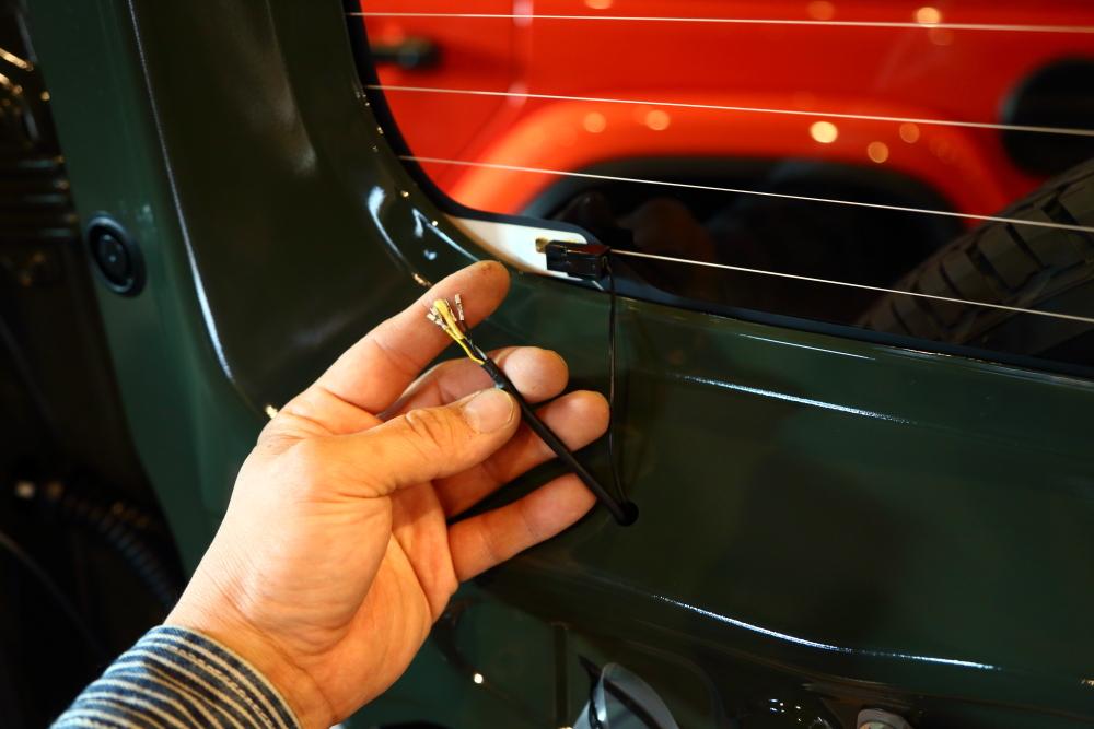 ジムニードライブレコーダー取り付けから新車JLUご成約など_f0105425_19271538.jpg