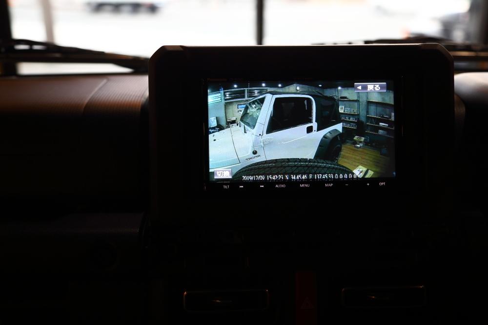 ジムニードライブレコーダー取り付けから新車JLUご成約など_f0105425_19301644.jpg