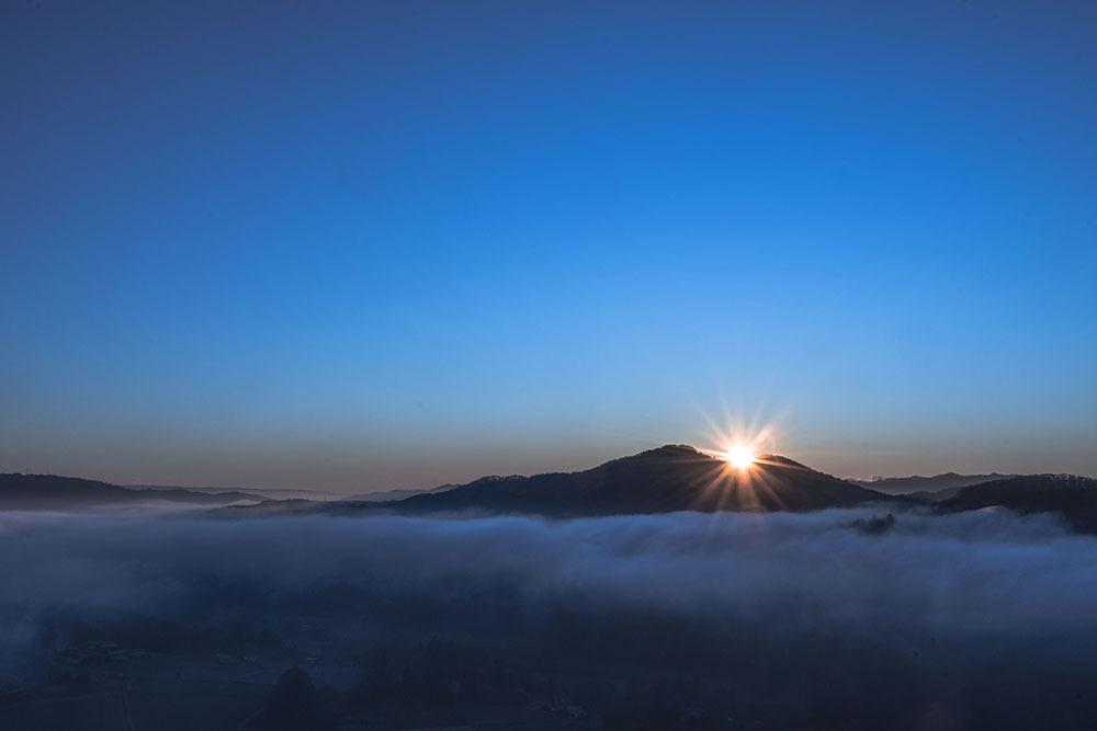 鎌倉山からの雲海_f0324026_19011285.jpg