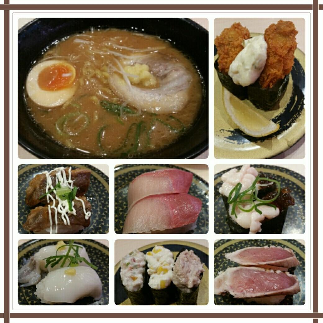 はま寿司でオットとランチ♪_d0219834_15212429.jpg