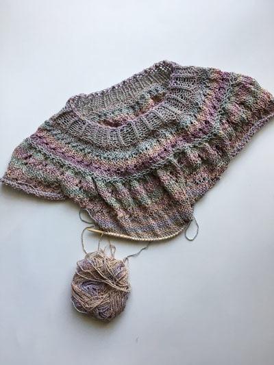 輪針      a circular knitting needle_b0029036_09345397.jpg
