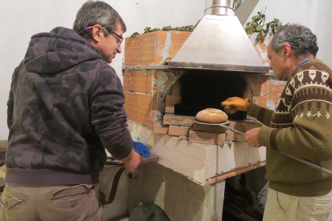 窯で焼くパン・ピザ・ビスケットおいしい夕べ_f0234936_7125243.jpg