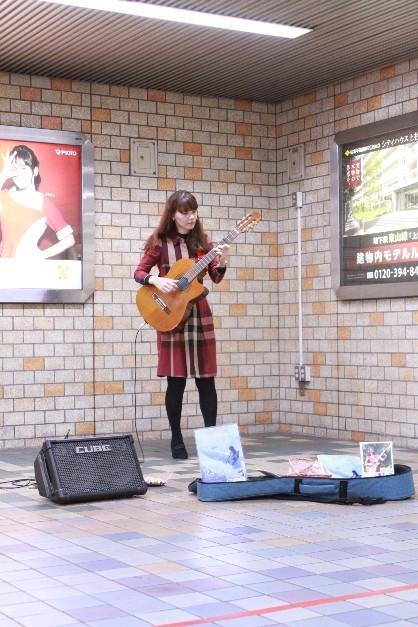 栄駅での演奏ありがとうございました!_f0373339_13453868.jpg