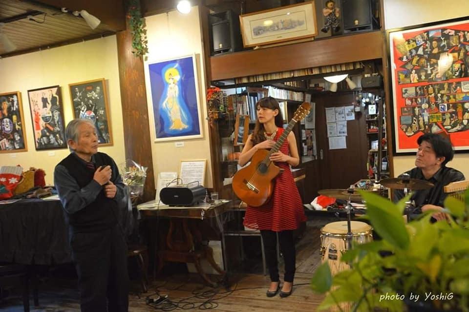 江南市 カフェ画廊 ねいろライブ、ありがとうございました!_f0373339_14050269.jpg