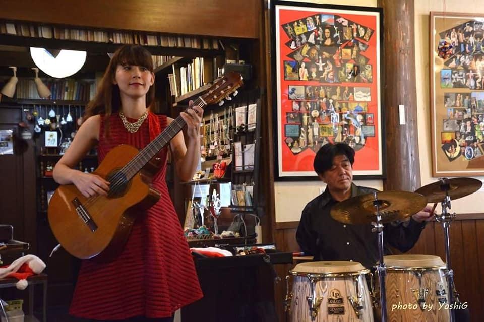 江南市 カフェ画廊 ねいろライブ、ありがとうございました!_f0373339_14071016.jpg
