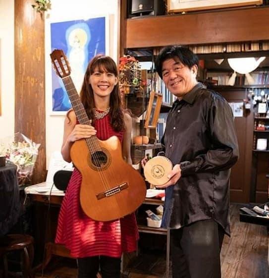 江南市 カフェ画廊 ねいろライブ、ありがとうございました!_f0373339_14121168.jpg