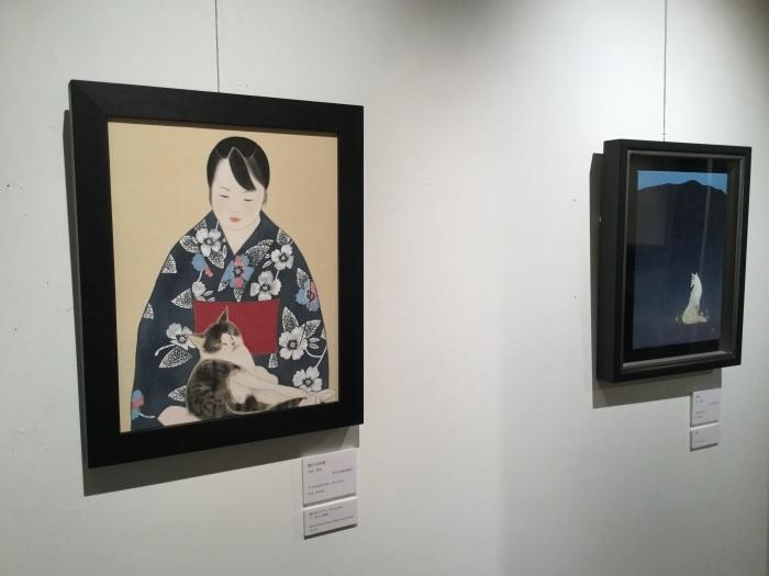 第十六回 現代日本画の試み展 _e0255740_16424238.jpg
