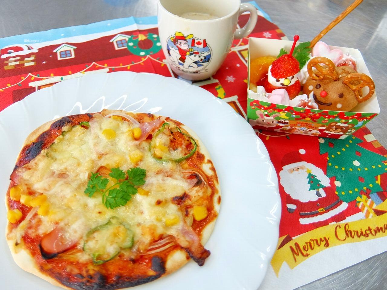 子ども達とクリスマス会! その2_e0175443_14194159.jpg