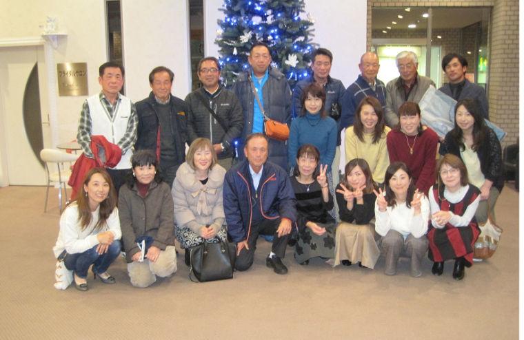 水曜テニスサークル(SWTC)の忘年会を行いました_a0151444_10133980.jpg