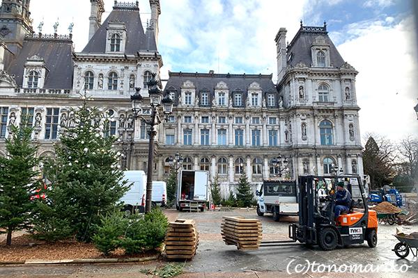 ストライキのパリの週明け、カオス・・・_c0024345_17342321.jpg