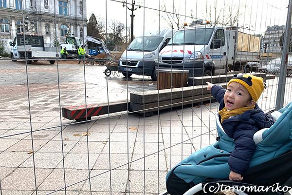 ストライキのパリの週明け、カオス・・・_c0024345_17342344.jpg