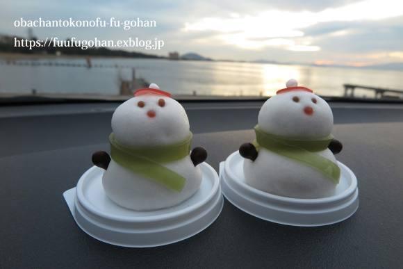 冬の琵琶湖&休日の簡単御飯_c0326245_12452902.jpg