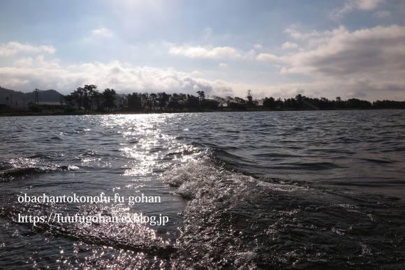 冬の琵琶湖&休日の簡単御飯_c0326245_12465876.jpg