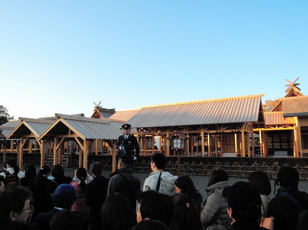 ある風景:皇居乾通り一般公開/大嘗宮一般参観_a0384046_21321924.jpg