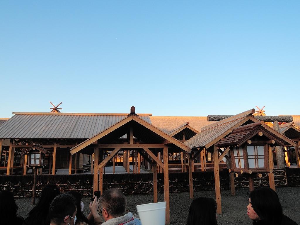 ある風景:皇居乾通り一般公開/大嘗宮一般参観_a0384046_21321975.jpg