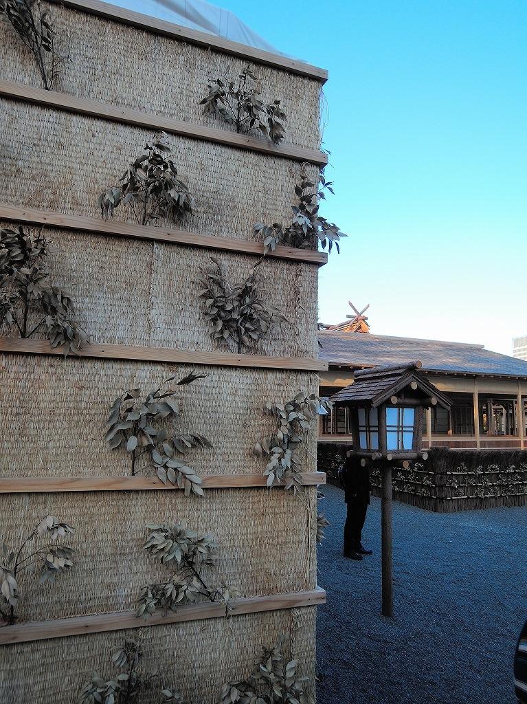 ある風景:皇居乾通り一般公開/大嘗宮一般参観_a0384046_21325903.jpg