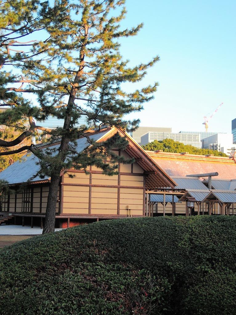 ある風景:皇居乾通り一般公開/大嘗宮一般参観_a0384046_21330601.jpg