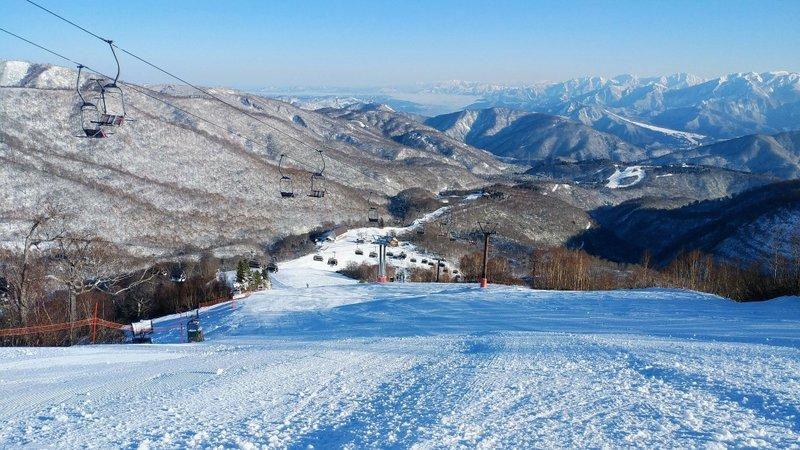 2019年12月9日 朝のかぐらスキー場の様子_e0037849_09261860.jpg