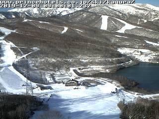 2019年12月9日 朝のかぐらスキー場の様子_e0037849_09284211.jpg