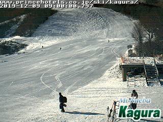 2019年12月9日 朝のかぐらスキー場の様子_e0037849_09284230.jpg
