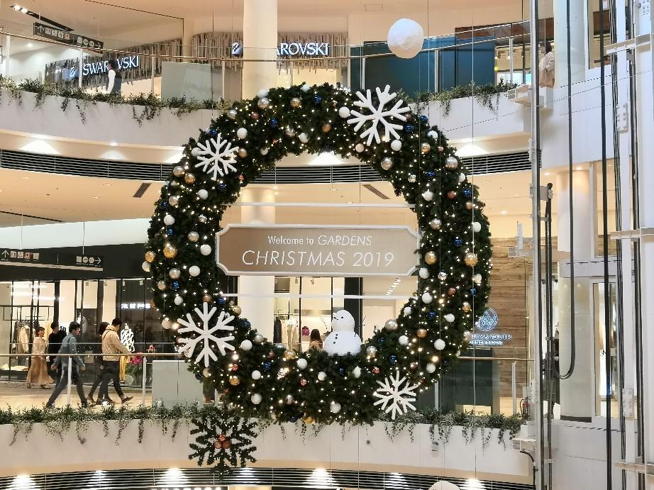 一足お先にクリスマスツリー☆_a0004752_07032691.jpg