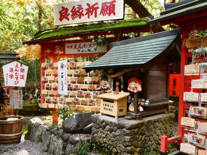 嵯峨・嵐山めぐり、5、竹林の小径から野宮神社へ  2019-12-12 00:00    _b0093754_21413427.jpg