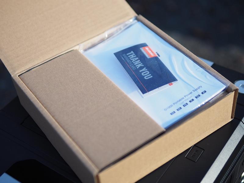 【 PR 】UPS搭載ポータブル電源「suaoki」G1000 をアウトドアで使ってみた_b0008655_10573238.jpg