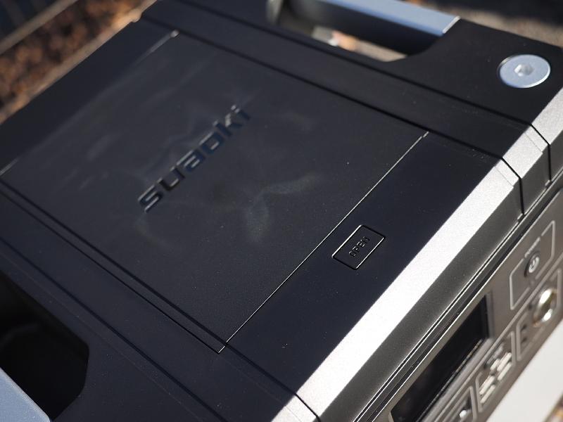 【 PR 】UPS搭載ポータブル電源「suaoki」G1000 をアウトドアで使ってみた_b0008655_10580485.jpg