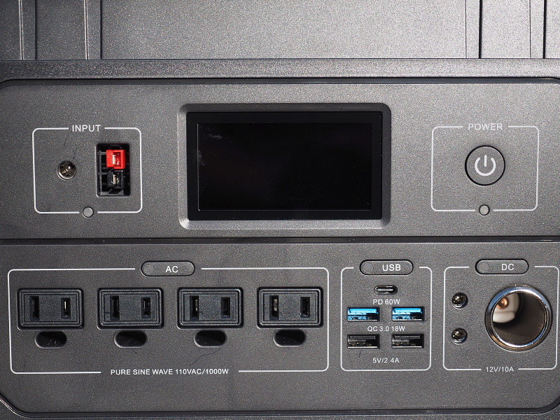 【 PR 】UPS搭載ポータブル電源「suaoki」G1000 をアウトドアで使ってみた_b0008655_10591618.jpg