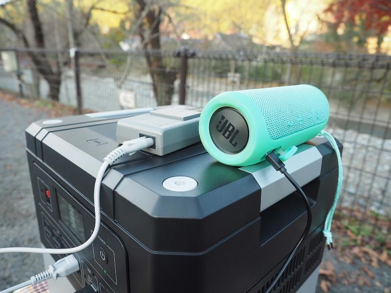 【 PR 】UPS搭載ポータブル電源「suaoki」G1000 をアウトドアで使ってみた_b0008655_11093060.jpg