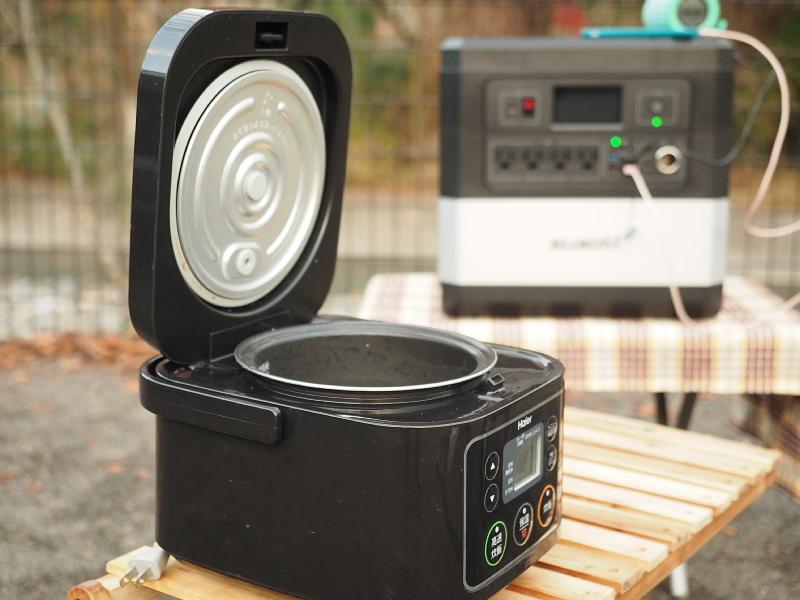 【 PR 】UPS搭載ポータブル電源「suaoki」G1000 をアウトドアで使ってみた_b0008655_11134420.jpg
