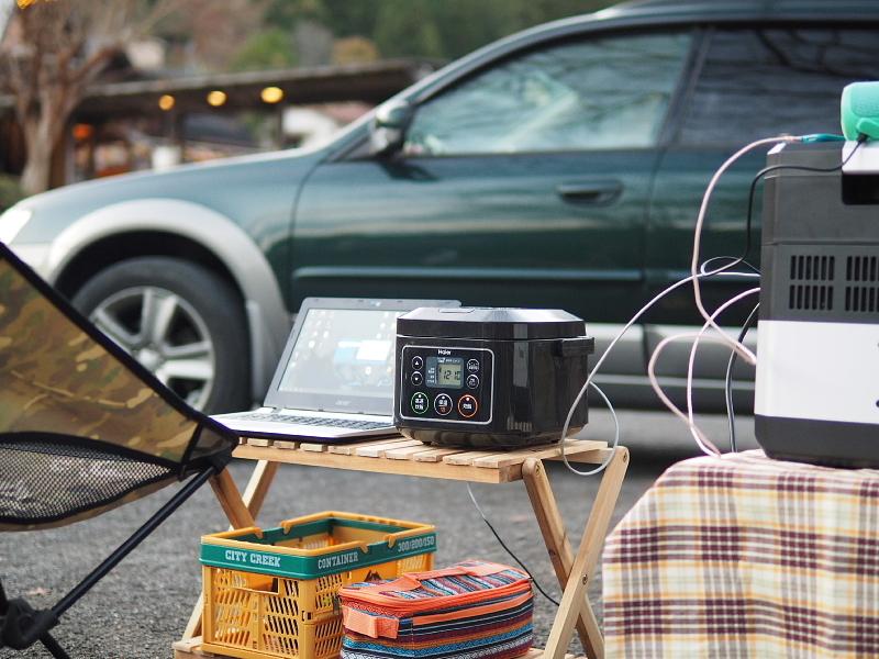 【 PR 】UPS搭載ポータブル電源「suaoki」G1000 をアウトドアで使ってみた_b0008655_11255578.jpg