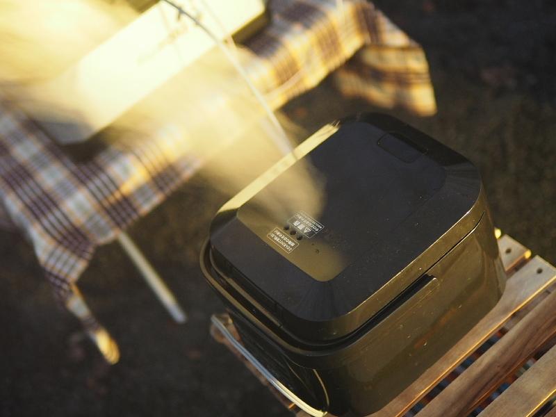 【 PR 】UPS搭載ポータブル電源「suaoki」G1000 をアウトドアで使ってみた_b0008655_11284383.jpg