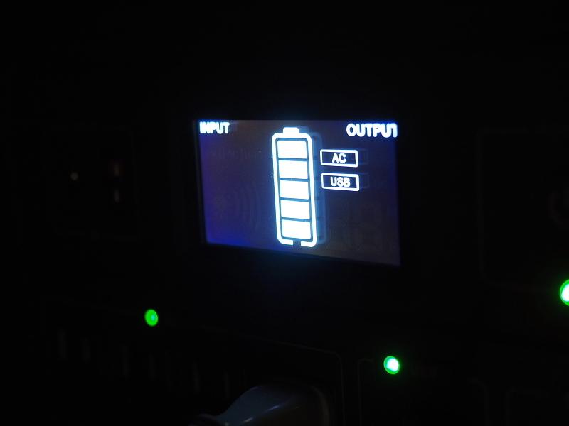 【 PR 】UPS搭載ポータブル電源「suaoki」G1000 をアウトドアで使ってみた_b0008655_11363378.jpg