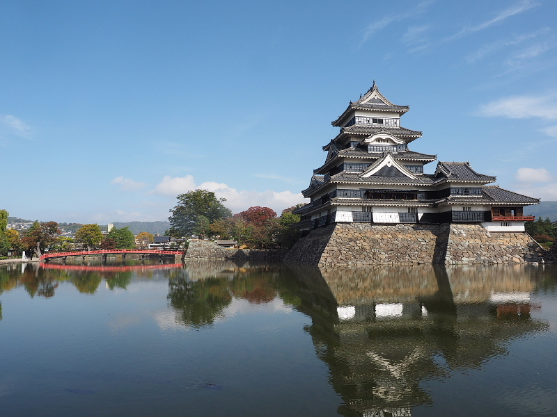 【Photo】早朝の松本城_b0008655_17461470.jpg
