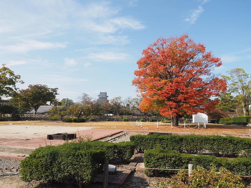 【Photo】早朝の松本城_b0008655_17495004.jpg