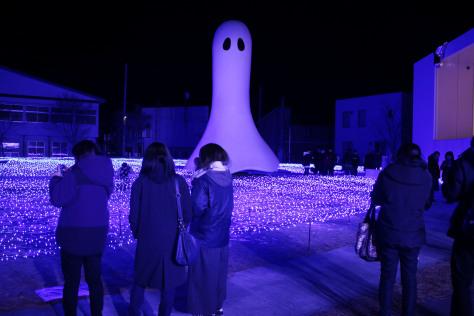 アート広場が幻想的な世界に~アーツ・トワダ ウィンターイルミネーション2019~_f0237658_13363616.jpg