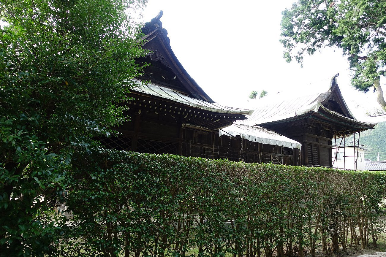 山口市の築山神社_c0112559_08282618.jpg