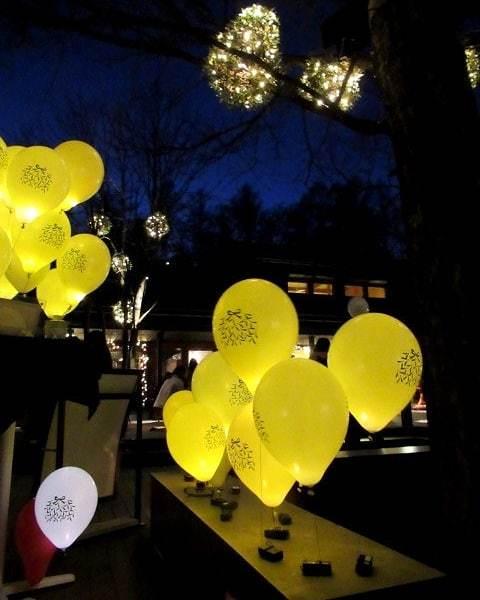 「幸せが灯る街」ハルニレテラスのクリスマス * 幸せのやどりぎ点灯式♪_f0236260_03465188.jpg