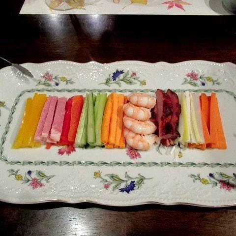銀婚式のお祝い * 清香園で上等なお肉をいただく♪_f0236260_16083465.jpg