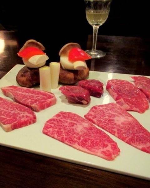 銀婚式のお祝い * 清香園で上等なお肉をいただく♪_f0236260_16131257.jpg