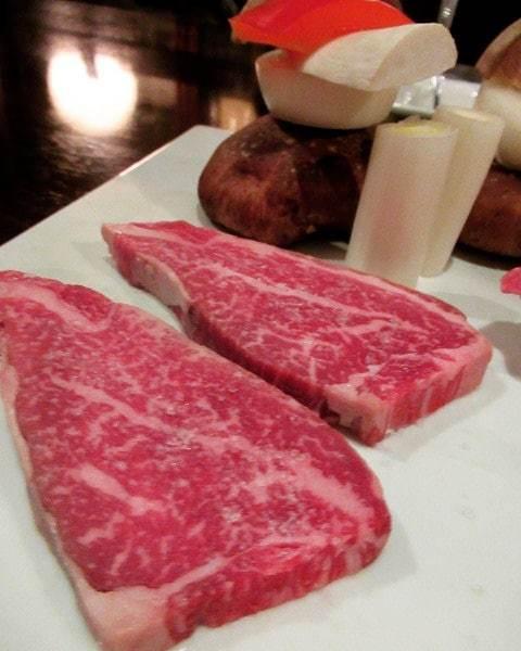 銀婚式のお祝い * 清香園で上等なお肉をいただく♪_f0236260_16133338.jpg