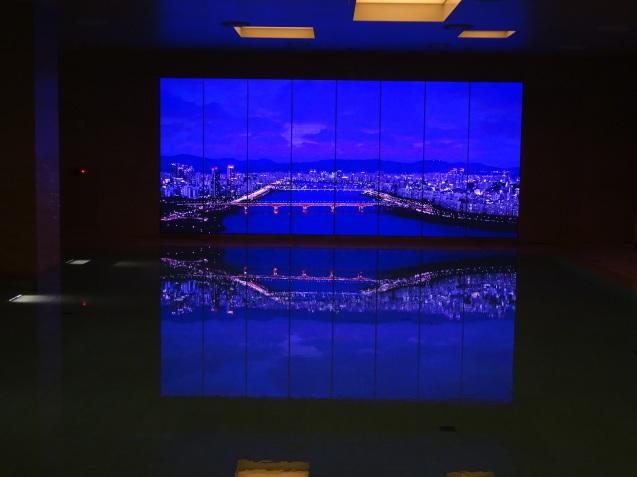 たった26時間のソウル (4)「アンダーズソウル江南」の客室の続き、プール、フィットネス_b0405262_23284721.jpg